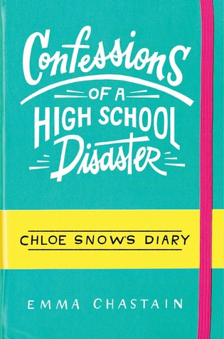 Book Cover for Confessions of a High School Disaster