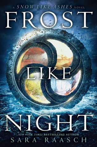 Book Cover for Frost Like Night